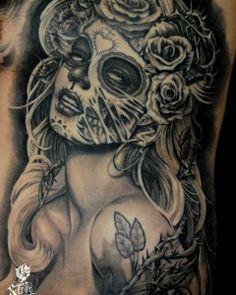 The Best Pin Up Tattoos - Girl Tattoo Ideas - Part 2