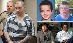 Trial opens for Texas man accused of setting child on fire #DailyMail