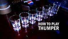 Drinking Game:  Thumper >>  Sing-a-long plus hand signals PLUS drinking?  I'm in!