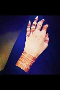 Stylish Mehndi Lover By:Zoya Henna Ink, Red Henna, Mehndi Tattoo, Henna Tattoo Designs, Mehndi Art, Henna Mehndi, Mehndi Designs, Nail Designs, Unique Henna
