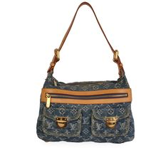 This elegant bag can be enjoyed from the morning, right through to the evening, complementing any type of style. Louis Vuitton Dust Bag, Designer Bags, Types Of Fashion Styles, Take That, Monogram, Shoulder Bag, Elegant, Blue, Women