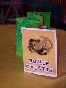 """NOTRE LIVRE """"ROULE GALETTE"""" - [Ecole maternelle Roger Salengro d'Orchies]"""
