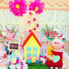 peppa pig party   CatchMyParty.com