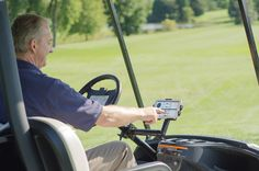 'Tis the season for some golf! Mount your phone, tablet or GPS to your cart and keep your gadgets conveniently close! #Mountsomething http://www.proclipusa.com/