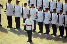The Royal Gibraltar Regiment. 2007.