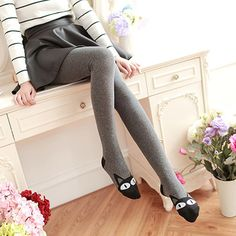 Womens Cashmere Pantyhose Winter Thick Warm Tights Stockings Seamless Warm SALE