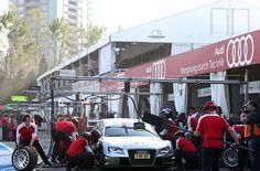 Doppelstockzelt - Shanghai Motorsport DTM #Sportevent #Großzelt #Eventzelte Shanghai, Audi, Outdoor Camping, Places