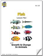Fish Lesson Plan. Download it at Examville.com - The Education Marketplace. #scholastic #kidsbooks @Karen Echols #teachers #teaching #elementaryschools #teachercreated #ebooks #books #education #classrooms #commoncore #examville