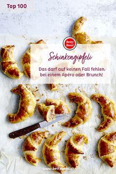 #schinkengipfeli #schinkencroissants #schinkengebäck #schinken #backen #gipfeli #gipfel #schinkengipfel #croissants #schinkencroissants #apero #apéro #apérogebäck #gebäck #brunch #brunchrezept #rezept #bettybossi #bettybossirezept Junk Food, Swiss Recipes, Croissants, 100 Hits, Bon Appetit, Cravings, French Toast, Food And Drink, Breakfast