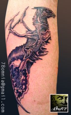 Drago Magic Tattoo