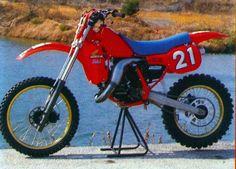 1985 Honda 125M ron lechien
