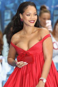 Woman desirable rihanna most