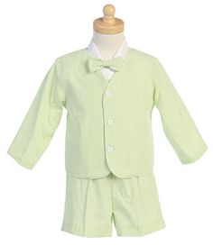 Maybe in blue for Ryan for Easter? Green is fresh, though. $39.50