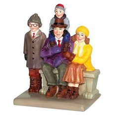 Watching the Parade Christmas Story Movie, Best Christmas Movies, Christmas And New Year, Christmas Holidays, Christmas Decorations, Christmas Ideas, Christmas Villages, Snow Globes, Miniatures