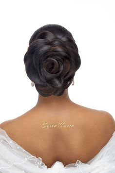 Charis Hair, Beauty Boudoir, AO Photography, GroomInspiration Wedding - Black Bride Beauty Looks - BellaNaija 2015-CSwedding shoot 740 copy1