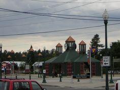 Train Station, Sumner, Washington