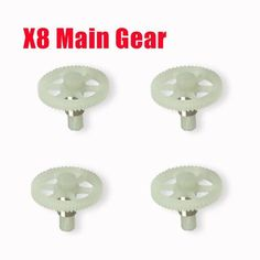 4 pcs Original Syma X8 X8C X8W X8G in RC Helicopters parts & Accessories Main Gear RC Helicopters RC Ariplane parts