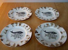 John ARMSTRONG design FOLEY Harrods, Dinner Plates, Flora, Ceramics, Deco, Tableware, Design, Art, Ceramica
