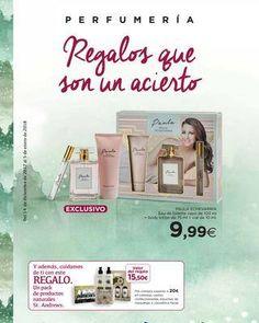 39e5e6d28e Perfumeria Hipercor regalos que son un acierto. Ofertas Supermercados ·  Folletos y calálogos