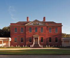 Tyron Palace, New Bern, NC