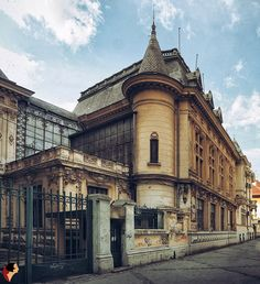 Casa Take Ionescu, București Types Of Architecture, Vintage Architecture, Historical Architecture, Paris, Bucharest Romania, Destinations, Abandoned Places, Wonderful Places, Old Houses