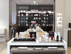 Skin Cosmetics   Kreon — purity in light Kreon Prologe 80 #light #architecture #design Light Architecture, Architecture Design, Retail Interior, Cosmetics, Lighting, Inspiration, Furniture, Home Decor, Biblical Inspiration