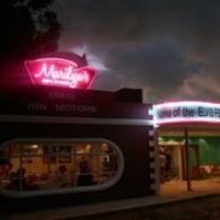 Marilyn's 60's Diner  in Plettenberg Bay, South Africa