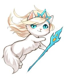 here have a janna kitty