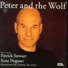 Amazon.com: Prokofiev - Peter and the Wolf / Narrated by Patrick Stewart · Opera de Lyon · Nagano: Music