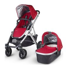 @instyle includes the VISTA in their list of the top celebrity-loved strollers. #babygear #strollers