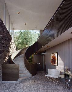 garcia house on mulholland drive after recent marmol radziner intervention