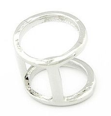 Double Rim Ring (Silver), S$ 7.50 from fourtwelve.com.sg Korean Accessories, Silver Rings, Bracelets, Jewelry, Jewlery, Jewerly, Schmuck, Jewels, Jewelery