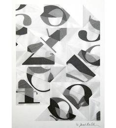 sarah-milton. typographics patterns