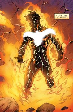 """Comics and nothin' but — Uncanny X-Men - """"The Passion of Scott Summers"""". Superhero Characters, Comic Book Characters, Comic Character, Comic Books Art, Comic Art, Marvel Comics Art, Marvel Vs, X Men, Nate Grey"""