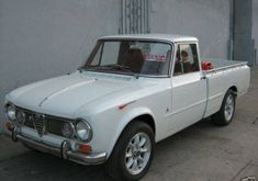 Giulia pick-up