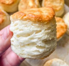 Scones, Homemade Biscuits Recipe, Best Biscuit Recipe, Bread Recipes, Cooking Recipes, Biscuit Bread, Buttermilk Biscuits, Bread And Pastries, Bread Rolls