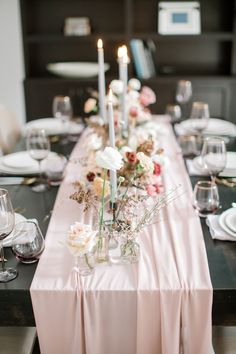 Besides the incredible styling and beautiful photography, this styled at-home elopement is something so unique! Wedding Coordinator, Wedding Planner, Pink Table, Luxe Wedding, Toronto Wedding, Champagne Color, Event Photography, Intimate Weddings, Wedding Designs