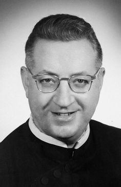 Paulist Fr. Walter Dalton (1916 - 1994) was the first pastor of St. Paul the Apostle Church in Richardson, TX, and co-founder of Volunteers for Educational and Social Services (VESS) in Texas.
