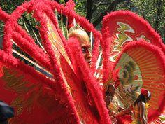 West Indian-American Carnival 2008 - Brooklyn, NY by David Berkowitz, via Flickr