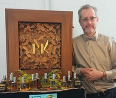 Chocolate aromas bottled into parfums added extra element to SF Chocolate Salon