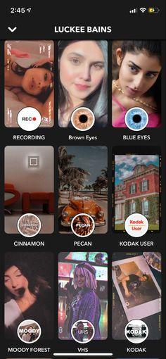 Instagram Photo Editing, Instagram Snap, Instagram And Snapchat, Insta Filters, Snapchat Filters, Photography Filters, Tumblr Photography, Creative Instagram Stories, Instagram Story Ideas