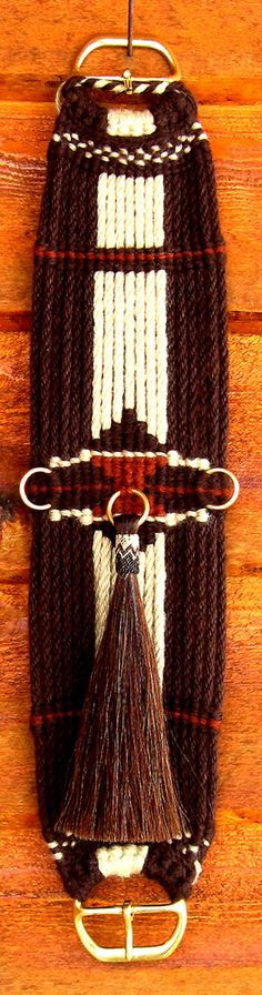 This is my cinch! lol .. 30 Mohair Vaquero Cincha by MohairCinches on Etsy, $259.00