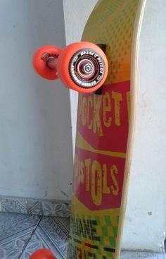 Duane Peters Deck and wheels