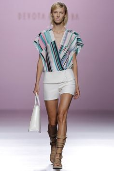 Madrid Fashion Week Devota & Lomba Primavera-Verano 2015 | TELVA