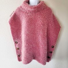 Ravelry: Sparsh Poncho pattern by Arunima Goel Tunisian Crochet Patterns, Crochet Squares Afghan, Crochet Patterns For Beginners, Crochet Hooks, Free Crochet, Beginner Crochet, Purl Stitch, Garter Stitch, Stitch Patterns