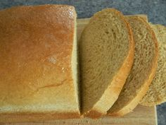Here is the same recipe as yesterday, written for the convenience of those who have a smaller mixer or are making bread by hand. This recipe...