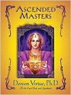 Ascended Masters Oracle Deck and guidebook(Cards) by Doreen Virtue for Like the Ascended Masters Oracle Deck and guidebook(Cards) by Doreen Virtue?