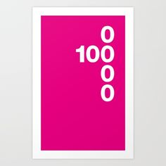 Buy CMYK – Magenta Art Print by lunaticturtle. Worldwide shipping available at Society6.com. Just one of millions of high quality products available.
