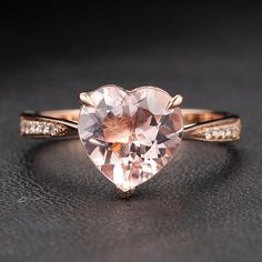 fun and different engagement ring