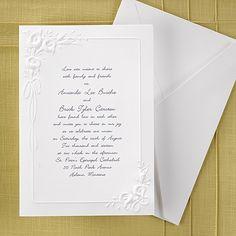 Calla Lilies And Ribbons   Invitation   Wedding Invitation Ideas   Wedding  Invites   Wedding Invitations